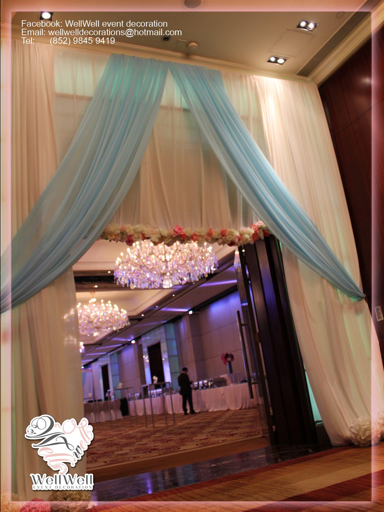 Wedding decoration nt hyatt regency hk hotel wedding decoration junglespirit Choice Image