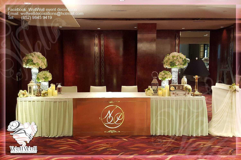 Wedding decoration hk grand hyatt hotel wedding decoration junglespirit Choice Image
